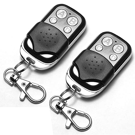 Amazon Com Goodfans 4 Key Wireless Cloning Remote Control Key Fob