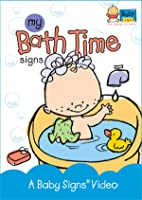 Baby Signs My Bath Time Signs Video
