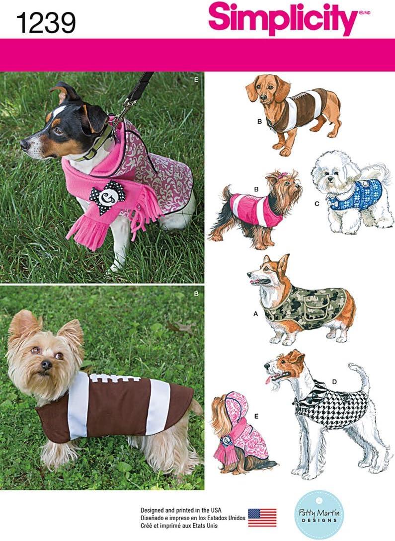Sewing Patterns Dog