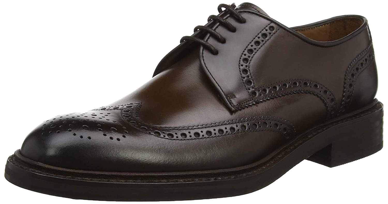 Lottusse L6724, Zapatos de Cordones Brogue para Hombre