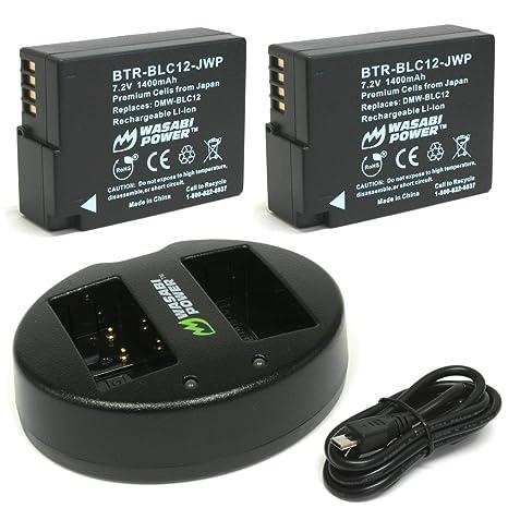 Amazon.com: Wasabi Power Batería y Cargador para Sigma BP-51 ...