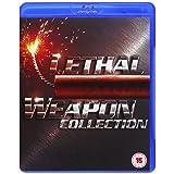 Lethal Weapon 1-4 Box Set [Blu-ray]
