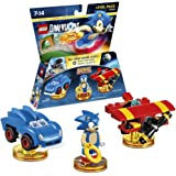 Figurine 'Lego Dimensions' - Sonic the Hedgedog - Pack Aventure : Level Pack