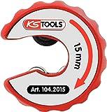 KS Tools 104.2015 Coupe-tube à cliquet pour tubes en cuivre 15 mm (Import Allemagne)