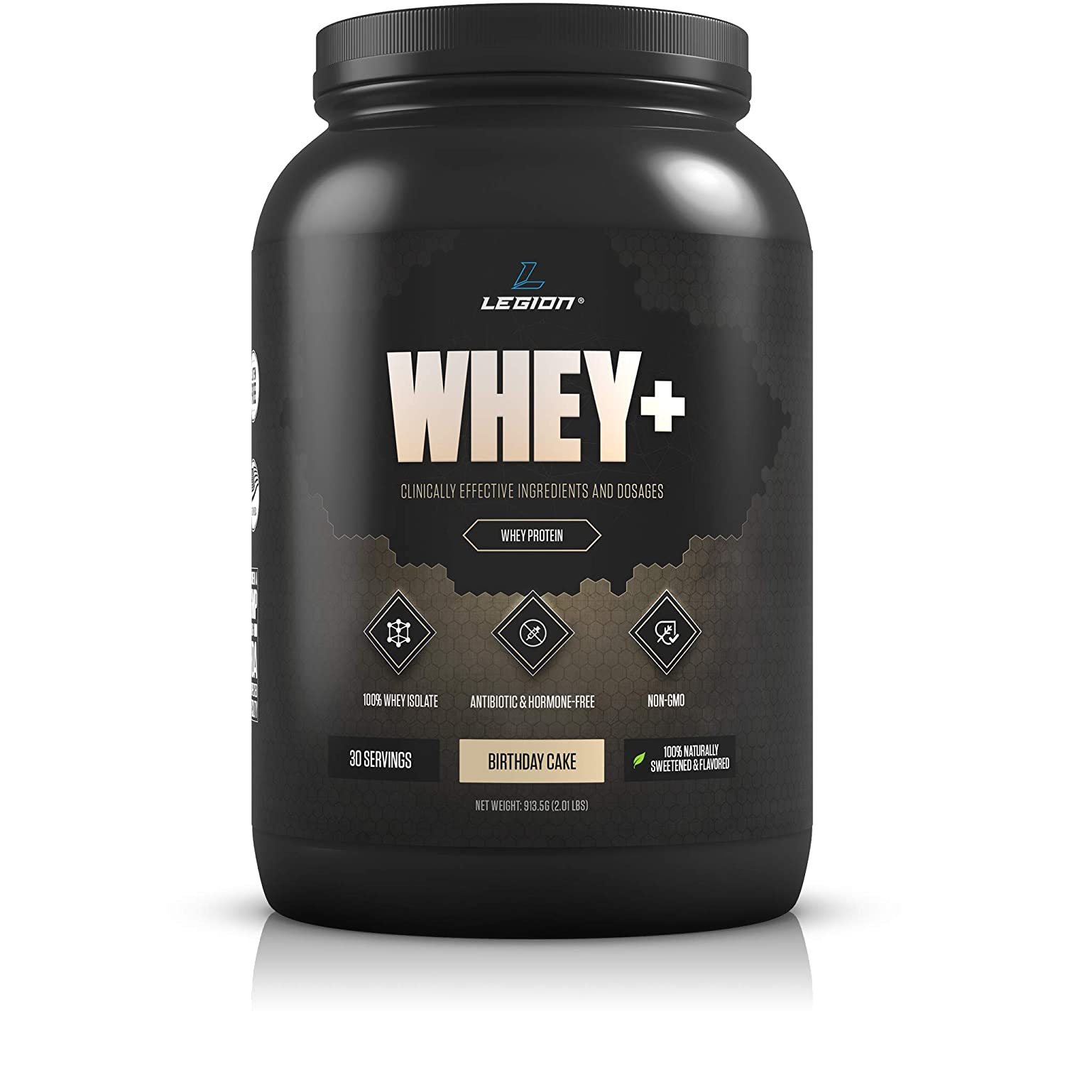 Amazon Legion Whey Isolate Protein Powder From Grass Fed Cows