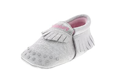 uk availability fa43b 24503 Skechers Baby - 89283 Lil Crawlers Curious One - Silver ...