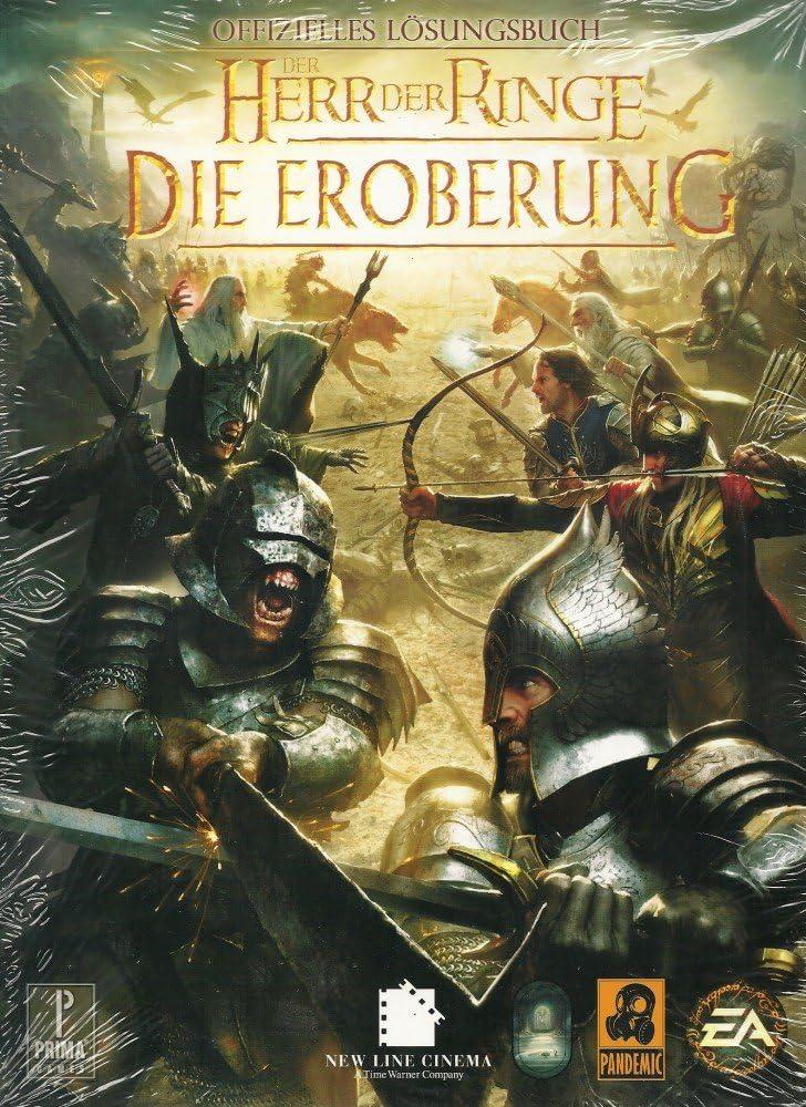 Koch Media  Der Herr Der Ringe - Die Eroberung Lsungsbuch (Buch)