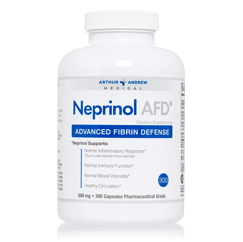 Neprinol AFD - Suplemento Para la Curvatura de Pene - Reduce El Síndrome De Peyronie - Ingredientes Naturales Bote de 90 Cápsulas: Amazon.es: Deportes y ...