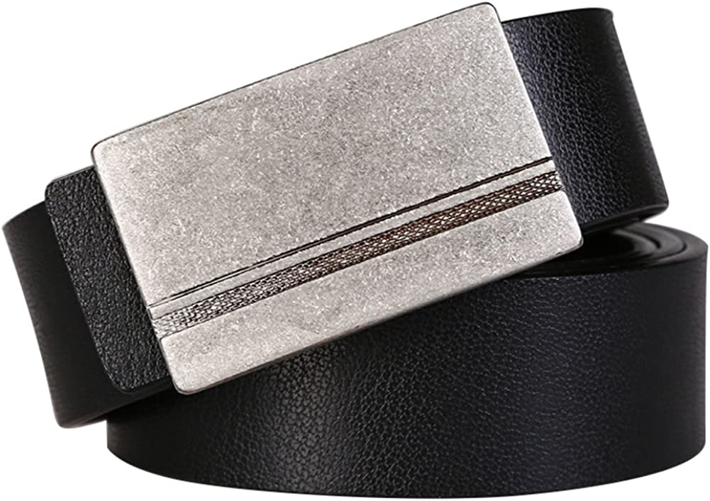 Mens Belt//Leather Belts//Youth Simple Casual Belt