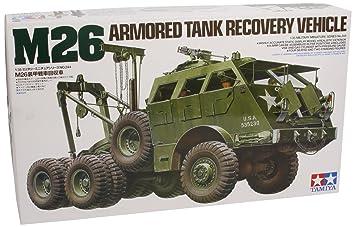 Tamiya 35244 - Maqueta Para Montar Militar Camión Grua de ...