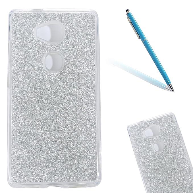 "1 opinioni per Clear Matte Crystal Rubber Protettivo Case Skin per Huawei Honor 5X 5.5"", CLTPY"