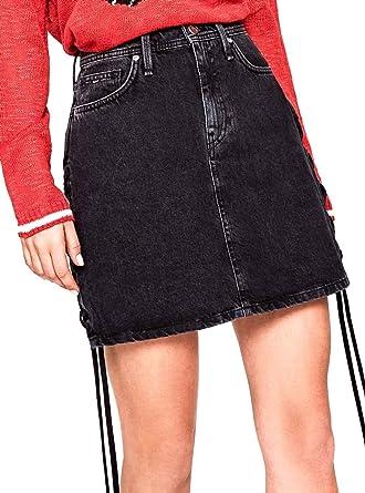 741fc31a86 Pepe Jeans Women's Skirt: Amazon.co.uk: Clothing