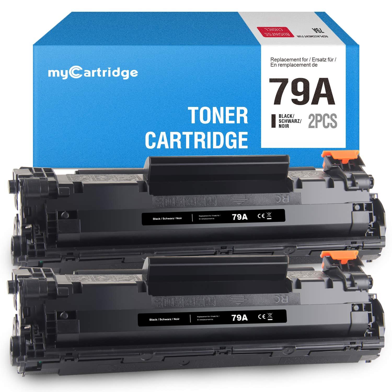 Mycartridge 2 Tóner Compatible HP 79A CF279A para HP Laserjet Pro ...