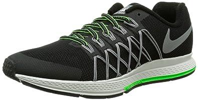 on sale 43e42 e0676 Nike Zoom Pegasus 32 Flash GS, Chaussures de Sport Garçon, Noir (Black