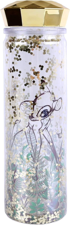 Botella de agua decorada Bambi DISNEY