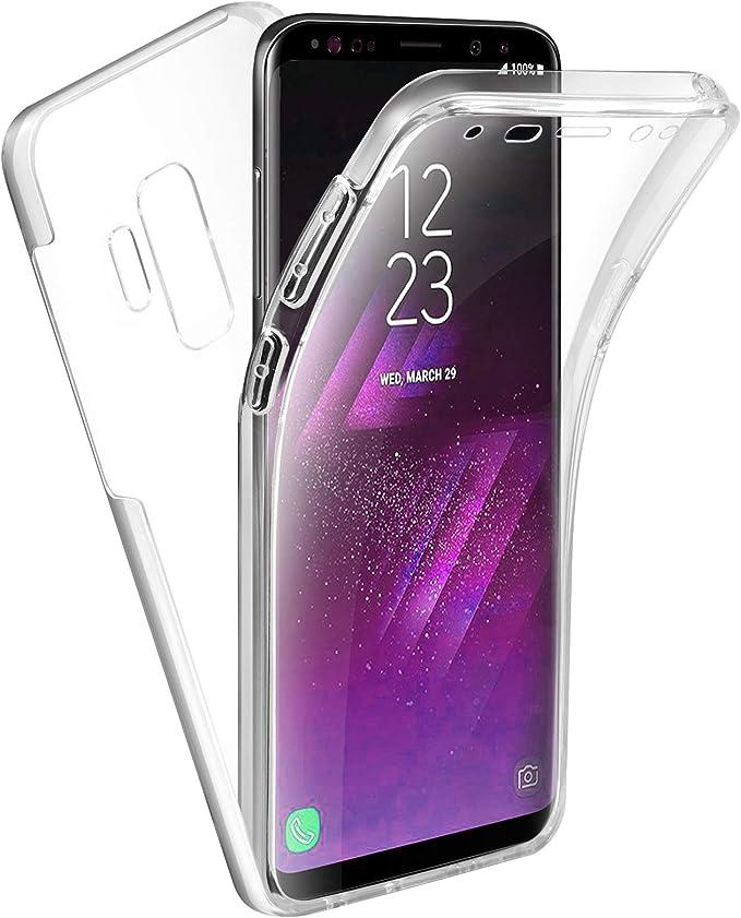TBOC Funda para Samsung Galaxy S9 Plus - S9+: Amazon.es: Electrónica