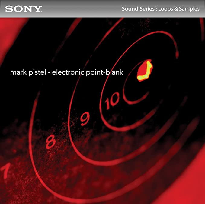 Sonic Foundry Loops For ACID Electronic Point-Blank Mark Pistel