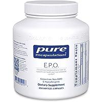 Pure Encapsulations - E.P.O. (Evening Primrose Oil) - Hypoallergenic Dietary Supplement...