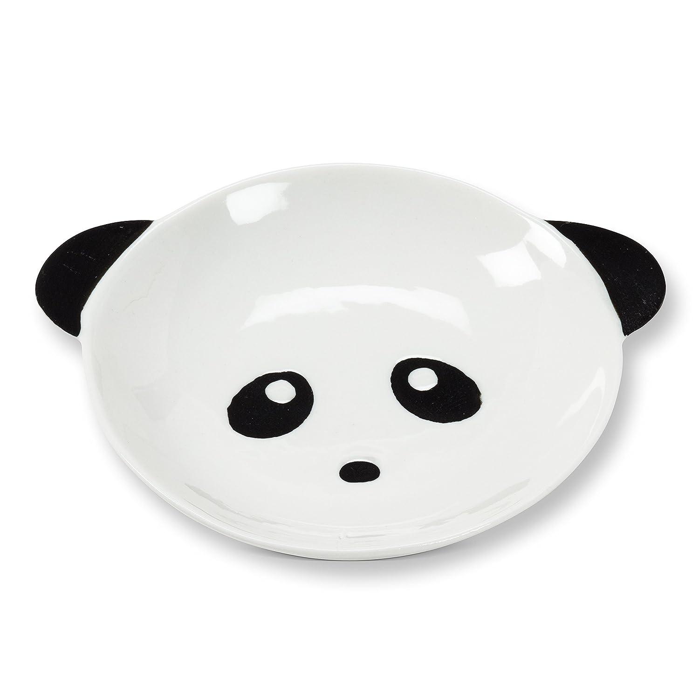 Abbott 27-MING/Dish Panda Face Dish, Small JOYCHI