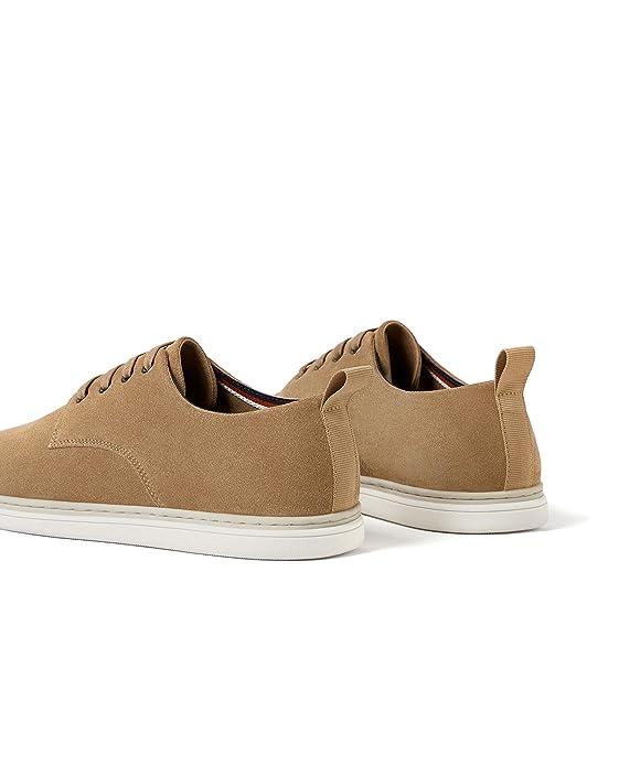 size 40 0c24d 7e139 Zara Homme Chaussures Sport en Cuir 2517 302 (47 EU
