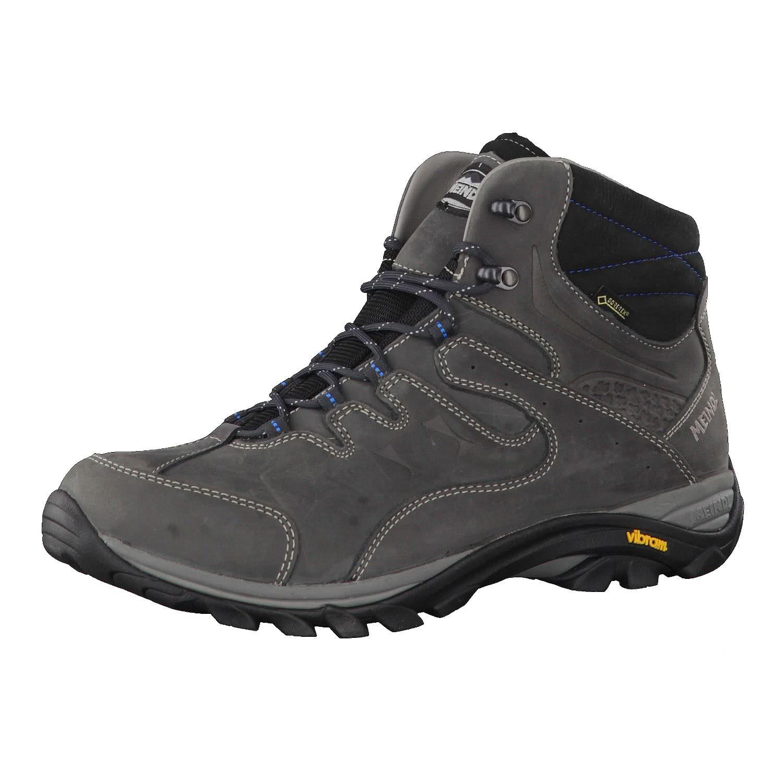 Meindl 3898 31, Chaussures Basses pour Homme Anthrazit Marine 42 EU