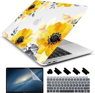 Amazon.com: Dongke - Funda rígida para MacBook Pro Retina de ...