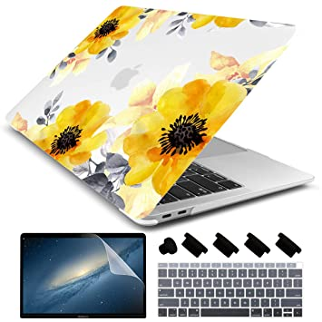 Amazon.com: Dongke - Funda rígida para MacBook Pro Retina de ...
