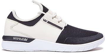 Supra Flow Run - Zapatillas Deportivas para Hombre, Color Negro, Negro, 8 UK