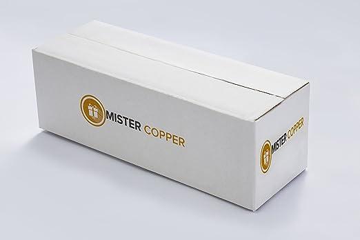 mistercopper cobre turco griego cafetera cafetera eléctrica con ...