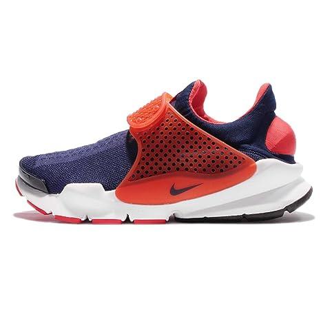 new styles f7d47 c3467 Nike Sock Dart, Scarpe da corsa, da uomo, Blu (Blu di mezzanotte