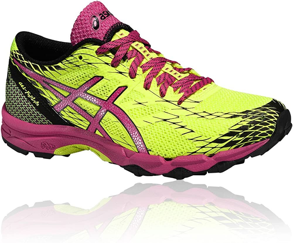 Posibilidades Compuesto Mendicidad  ASICS Gel-Fujilyte Women's Running Shoes - 8.5 Yellow: Amazon.co.uk: Shoes  & Bags