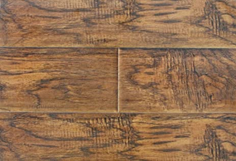 Max Windsor Floors TLLKT0862 Distressed Laminate Flooring, Southern Hickory