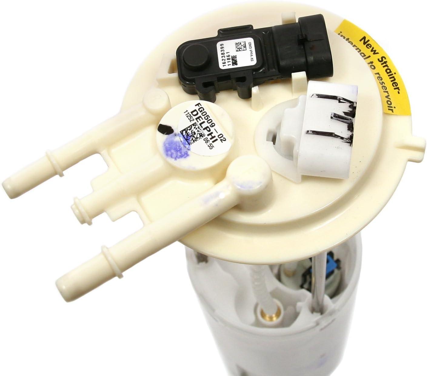 Delphi FG0509 Electric Fuel Pump Sending Unit Module for Passport Rodeo New