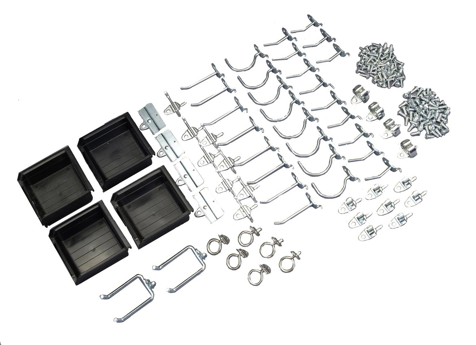 Triton Products 76964 DuraHook and Hanging Bin Assortment Kit