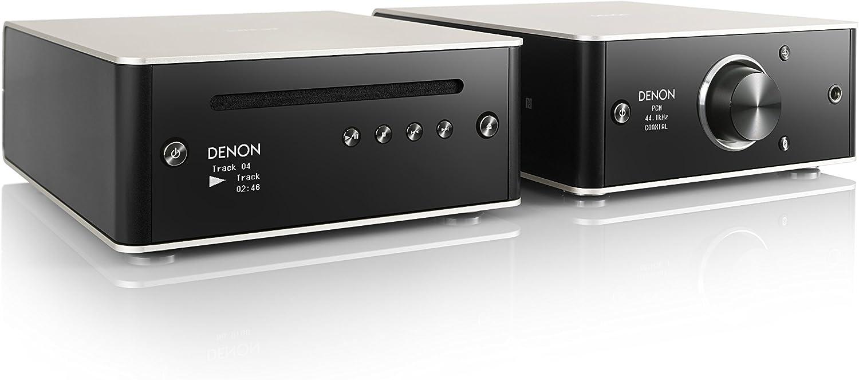 Black Denon CD Player Home DCD50SP