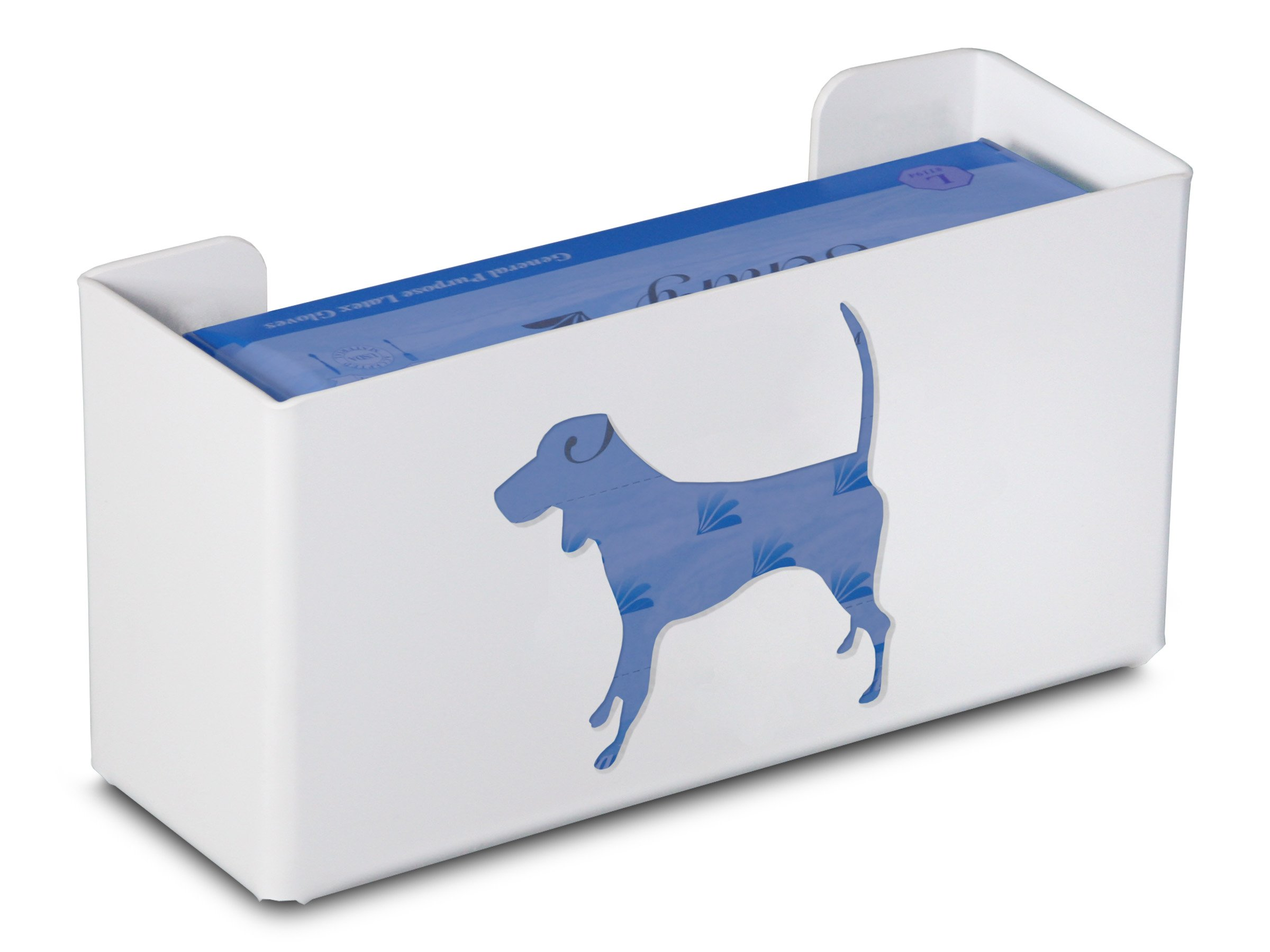 TrippNT 50770 Priced Right Single Glove Box Holder with Dog, 11'' Width x 6'' Height x 4'' Depth