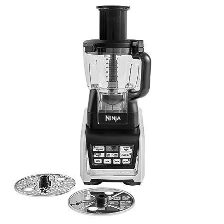 Ninja - Procesador de Alimentos con 1500W de Potencia y Auto IQ - BL682EU2: Amazon.es: Hogar