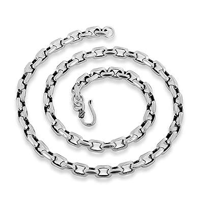 chaîne collier argent