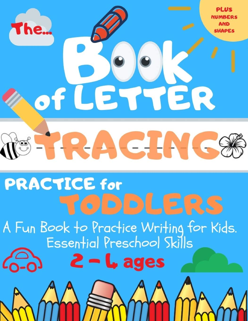 Activity Book To Number Writing Practice For Preschoolers 3+ Extra Large 8.5 x 11 Number Tracing Book For Preschoolers Number Tracing Practice Learn 0 to 10
