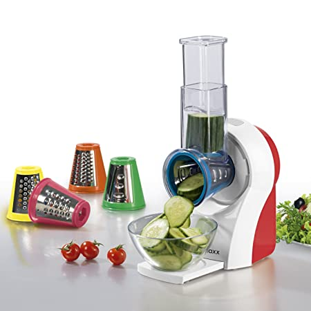 Amazon De Gourmetmaxx Kuchenmaschine 3in1 150w Weiss