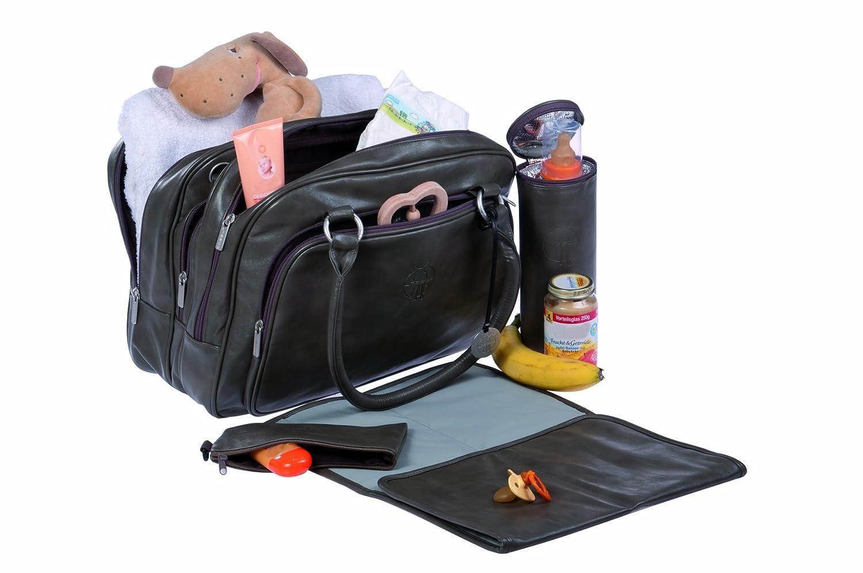 choco L/ässig Wickeltasche Tender V-Bag