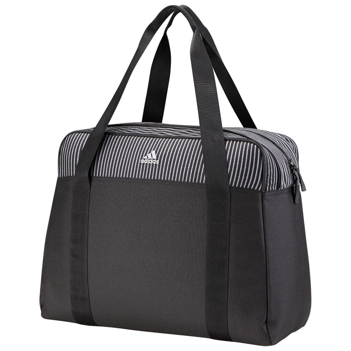 ebadbf67824e Amazon.com  adidas New Women Tote Bag ONE Size FITS All Black  Sports    Outdoors