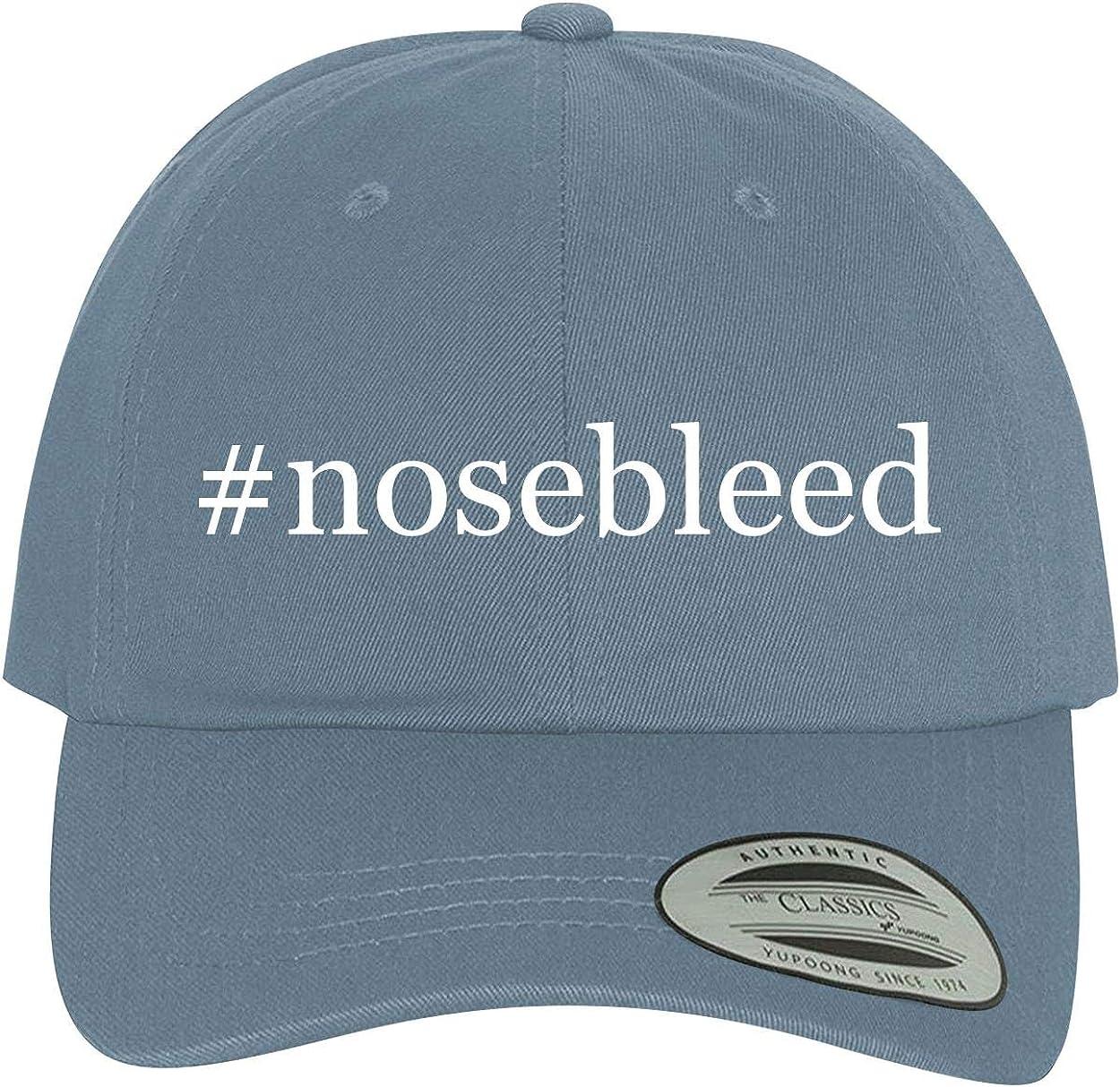 BH Cool Designs #Nosebleed Comfortable Dad Hat Baseball Cap