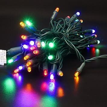 Image Unavailable - Amazon.com : UL Listed 50 Count Mini Led Christmas Lights Set