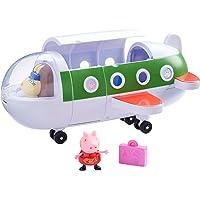 Peppa Pig Figura del Avión de Vacaciones 06227