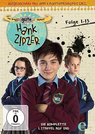 Cover: Hank Zipzer Wer braucht schon gute Noten?