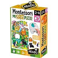 Headu Montessori Benim İlk Yapbozum - Orman