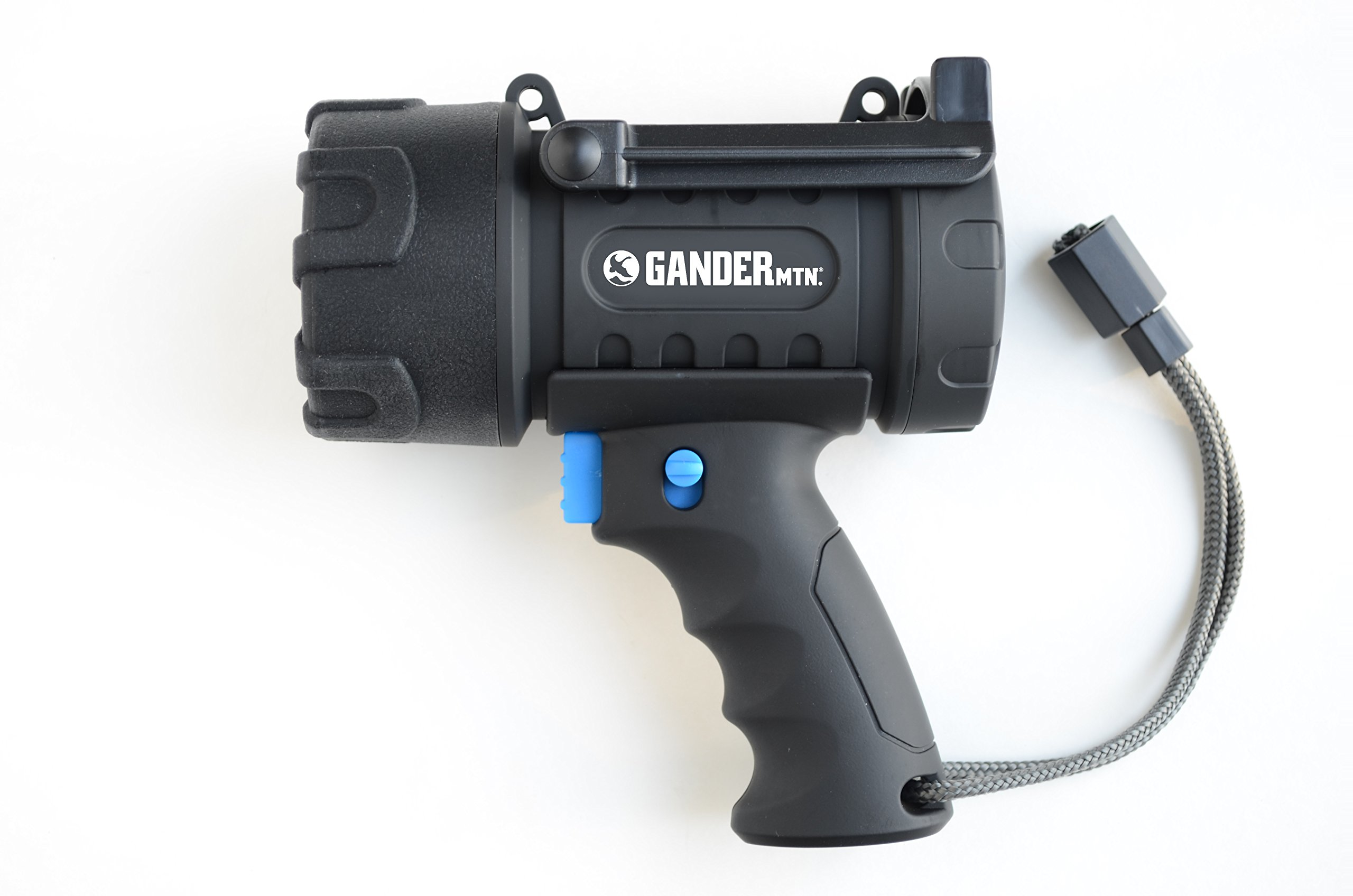 Gander Mountain Waterproof Spotlight (Batteries Included, Great for Outdoors)