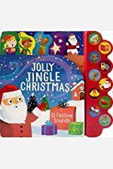 Jolly Jingle Christmas (Interactive Children's Sound Book with 10 Festive Christmas Sounds) Board book
