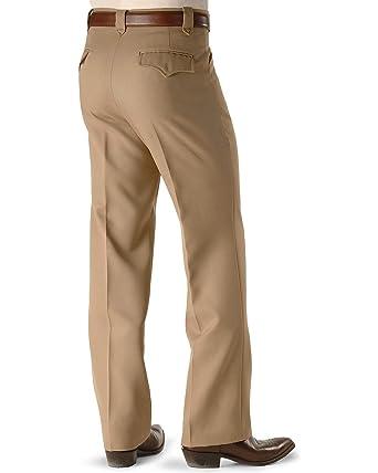 Amazon.com: Círculo S ropa de hombre Lubbock elástico ...